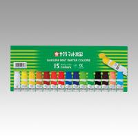 【まとめ買い10個セット品】 マット水彩 ポリチューブ入り MW15PE 【ECJ】
