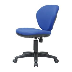 オフィスチェア K-921(BL) ブルー 【ECJ】