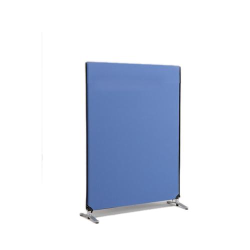 ZIP LINK システムパーティション 高さ1615mm YSNP120M-BL ブルー 【ECJ】
