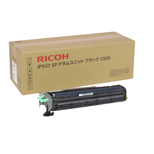 リコー カラーレーザー 感光体 C830 SP C830 ブラック 【ECJ】