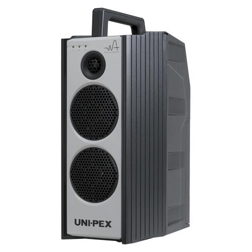 ユニペックス ワイヤレスアンプ(300MHz帯) WA-371 【ECJ】