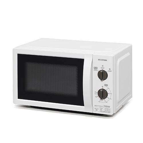アイリスオーヤマ 電子レンジ IMB-T176-5 ホワイト 【ECJ】