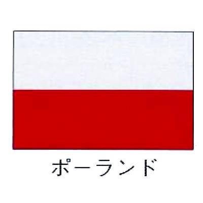 【業務用】旗 世界の国旗 ポーランド 140×210 【 キャンセル/返品不可 】 【 送料無料 】