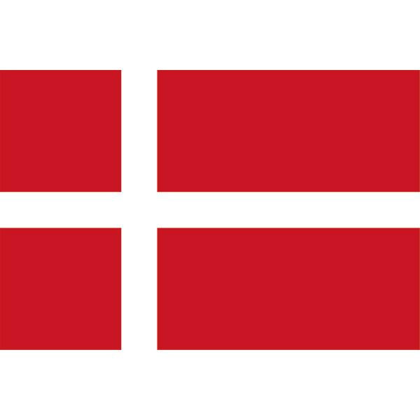 国旗 EXデンマーク 【 キャンセル/返品不可 】 【ECJ】