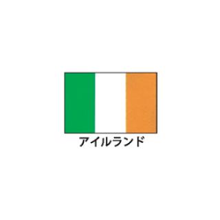 旗(世界の国旗) エクスラン国旗 アイルランド 取り寄せ商品