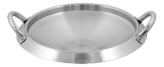 【まとめ買い10個セット品】 【業務用】SUS443 DX丸もつ鍋 28cm