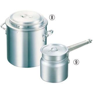【まとめ買い10個セット品】 【業務用】アルミ 湯煎鍋33cm用 内鍋丈 【20P05Dec15】
