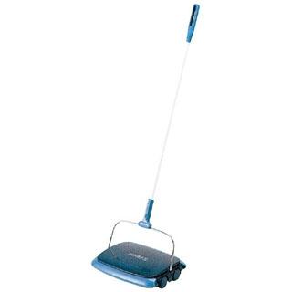 【まとめ買い10個セット品】 カーペット用 手動掃除機 CS-300(ソフトタイプ専用) 【ECJ】【 清掃・衛生用品 】
