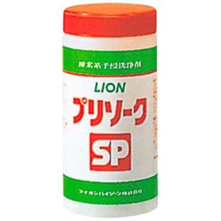 【まとめ買い10個セット品】 【業務用】ライオン 浸漬用洗浄剤 プリソークSP(5g×100)