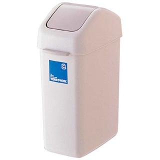 【まとめ買い10個セット品】ワーク&ワーク ダストボックス 25スイング【 清掃・衛生用品 】 【ECJ】