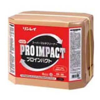 【まとめ買い10個セット品】 【業務用】リンレイ 多目的洗剤 NEWプロインパクト 18L 【20P05Dec15】