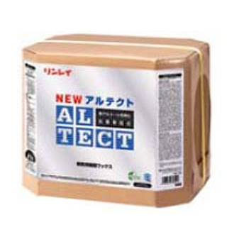 【まとめ買い10個セット品】 【業務用】リンレイ 病院用樹脂ワックス NEWアルテクト 18L 【20P05Dec15】