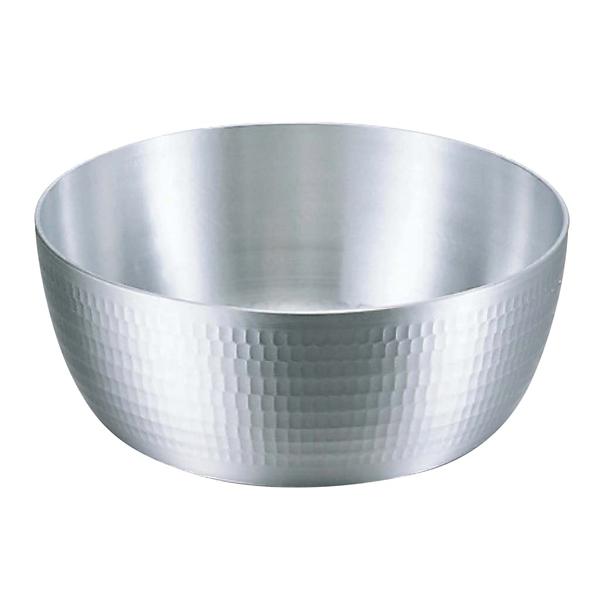 【まとめ買い10個セット品】 【業務用】【 即納 】 アルミ 打出 ヤットコ鍋(目盛付)16.5cm