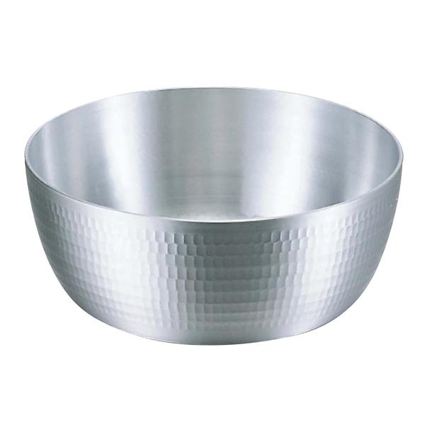 【まとめ買い10個セット品】アルミ 打出 ヤットコ鍋(目盛付)22.5cm【 鍋全般 】 【ECJ】