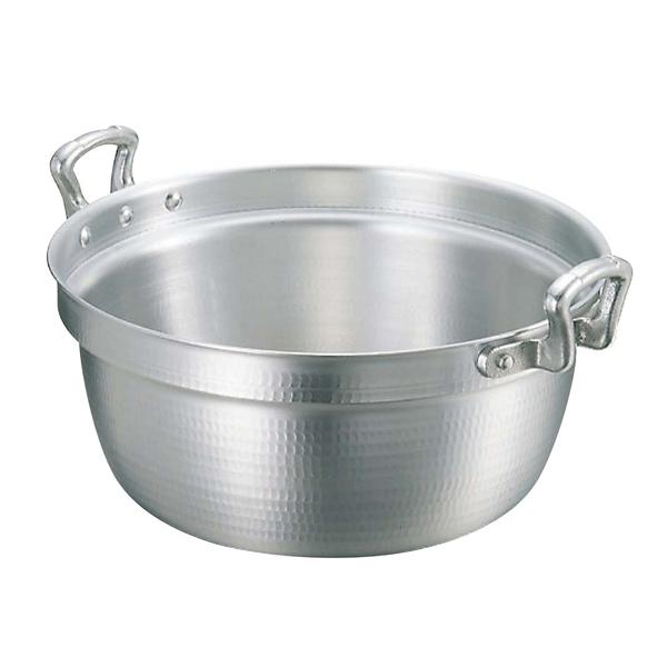 アルミ キング 打出 料理鍋(目盛付)48cm