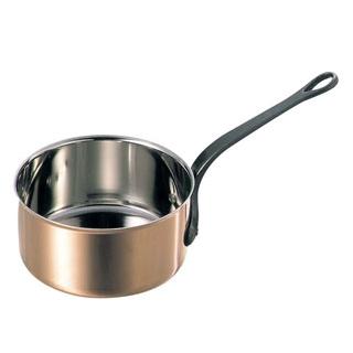 マトファー/ブウジャ シチューパン 3600-20cm ステン/銅【 ガス専用鍋 】 【ECJ】