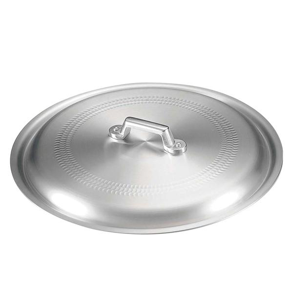 【まとめ買い10個セット品】 【業務用】アルミ ギョーザ鍋用 蓋 42cm用