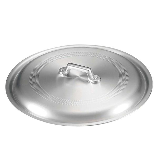 【まとめ買い10個セット品】アルミ ギョーザ鍋用 蓋 45cm用【 ギョーザ・フライヤー 】 【ECJ】