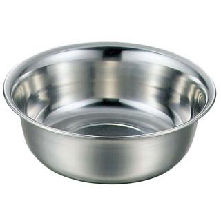 【まとめ買い10個セット品】 モモ 18-0 洗い桶 33cm 【ECJ】【 ボール・洗い桶 】