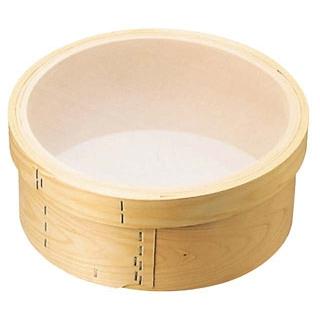 【まとめ買い10個セット品】木枠 絹漉(ナイロン毛)60メッシュ 9寸(27cm)【 うらごし・粉ふるい 】 【ECJ】