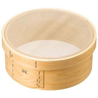 【まとめ買い10個セット品】 【業務用】木枠 ステン張絹漉 60メッシュ 尺(30cm)