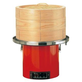 【業務用】電気蒸器 小型 HBD-5L 【 メーカー直送/後払い決済不可 】
