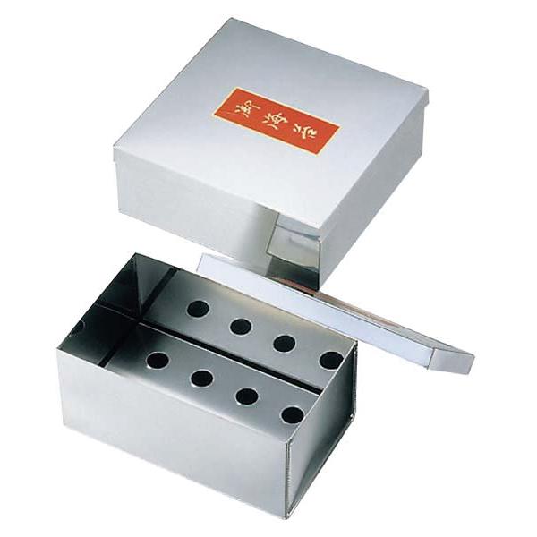 【まとめ買い10個セット品】 【業務用】EBM 18-0 のり缶 大(10束入)227×137×102