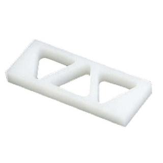 【まとめ買い10個セット品】 【業務用】PE おにぎり型(A)関西型 6穴 小