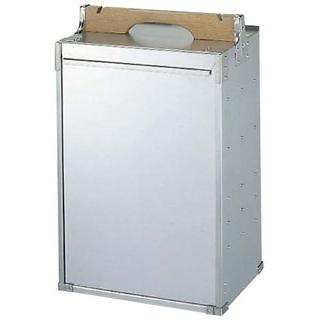 【まとめ買い10個セット品】 【業務用】アルミ ランチ用 出前箱 2段 2ヶ入 【20P05Dec15】