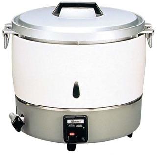 【業務用】リンナイ ガス炊飯器 RR-50S1 13A 【 メーカー直送/代金引換決済不可 】
