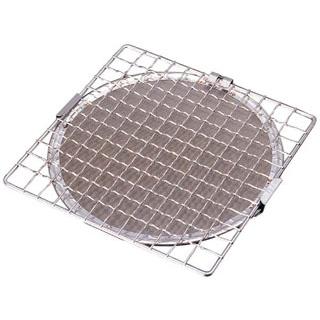 【まとめ買い10個セット品】グルメ焼き網セット【 卓上鍋・焼物用品 】 【ECJ】