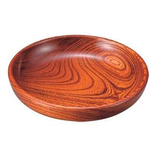 【まとめ買い10個セット品】 【業務用】木製サラダボール ハーフ 茶 5吋 HF-404