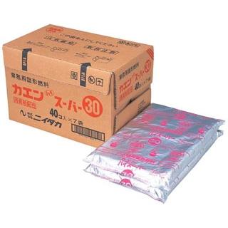 【まとめ買い10個セット品】カエンハイスーパー(シュリンク包装)25g 320個入【 卓上鍋・焼物用品 】 【ECJ】