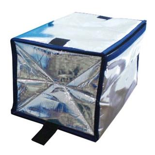 【まとめ買い10個セット品】 【業務用】セキスイ オリコン保冷カバー 50L用