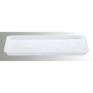 ロイヤル ガストロノームパン 浅型 No.625 1/1 H30mm ホワイト【 オーブンウェア 】 【ECJ】
