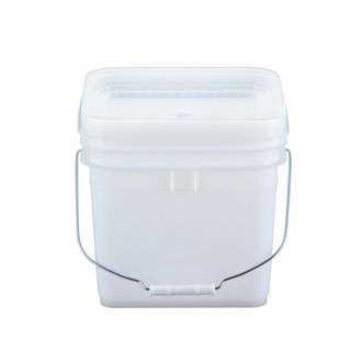 【まとめ買い10個セット品】 【業務用】トスロン 角型 密閉容器 10L(ナチュラル・ソフト)