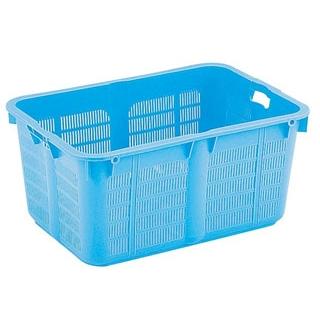 【まとめ買い10個セット品】リス プラスケット No.1200 ブルー【 運搬・ケータリング 】 【ECJ】