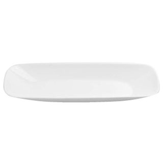 【まとめ買い10個セット品】 コレール ウインターフロストホワイト スクエア長皿 J2210-N CP-8907 【ECJ】【 和・洋・中 食器 】