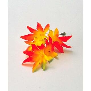 【まとめ買い10個セット品】四季の花ごよみ 飾り花(100入)もみじ(64220)【 料理演出用品 】 【ECJ】