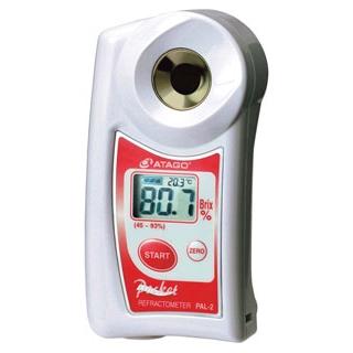 デジタル ポケット糖度計 高濃度モデル PAL-2【 濃度計 他 】 【ECJ】