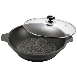 【まとめ買い10個セット品】長水 遠赤 アルミグルメ鍋 小 HSK-231【 卓上鍋・焼物用品 】 【ECJ】