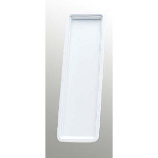 ロイヤル ガストロノームパン 浅型 No.625 2/4 H30mm ホワイト【 オーブンウェア 】 【ECJ】