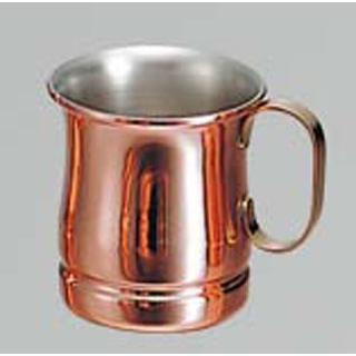 【まとめ買い10個セット品】銅 ビアマグ 12オンス S-588【 グラス・酒器 】 【ECJ】