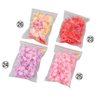 【まとめ買い10個セット品】 【業務用】フラワーピック #302 紫(50本・袋入)