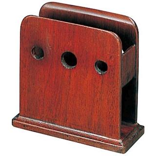 【まとめ買い10個セット品】木製 ナフキン立 No.71【 卓上小物 】 【ECJ】