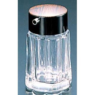 【まとめ買い10個セット品】 【業務用】69 木目 ソースさし ガラス製