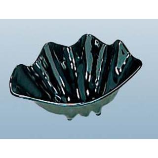 【まとめ買い10個セット品】シャコ貝 ブラック S プラスチック【 ビュッフェ関連 】 【ECJ】