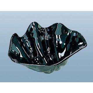 【まとめ買い10個セット品】 【業務用】シャコ貝 ブラック M プラスチック