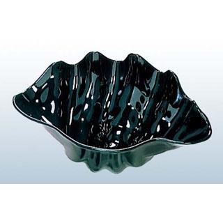 【まとめ買い10個セット品】シャコ貝 ブラック L プラスチック【 ビュッフェ関連 】 【ECJ】