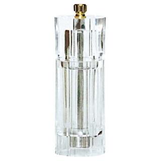 【まとめ買い10個セット品】 【業務用】IKEDA アクリル ペパーミル(円筒型)APM-150